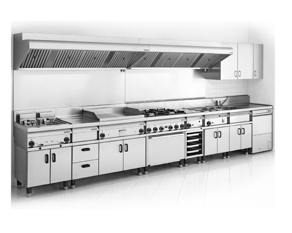 Cocinas industriales grup gevadri for Cocinas industriale